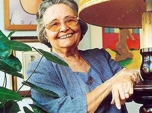 Rachel de Queiroz.