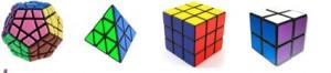 Existem muitos tipos diferentes desses puzzles