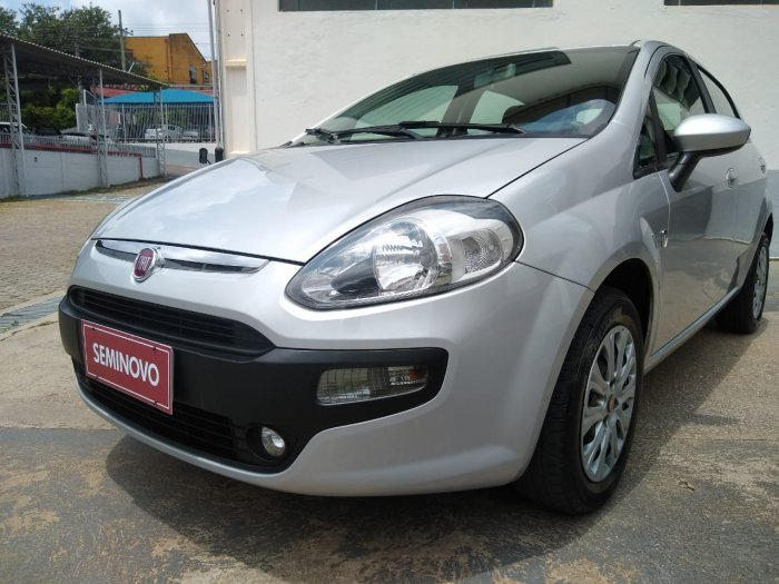 FIAT - PUNTO - 1.4 ATTRACTIVE 8V FLEX 4P MANUAL