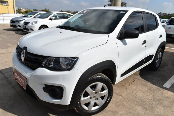 RENAULT-KWID-1.0 12V SCE FLEX ZEN MANUAL
