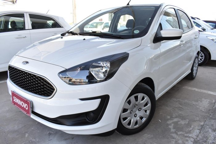 FORD-KA-1.0 TI-VCT FLEX SE MANUAL
