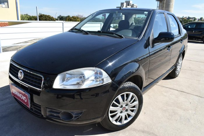 FIAT-SIENA-1.0 MPI EL 8V FLEX 4P MANUAL