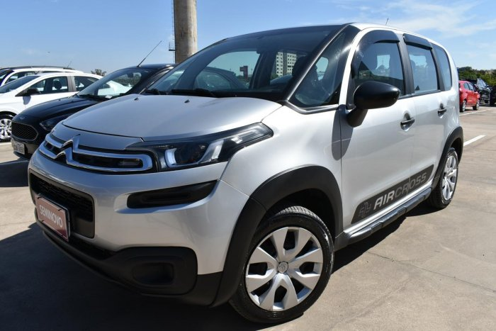 CITROËN-AIRCROSS-1.6 16V FLEX LIVE MANUAL