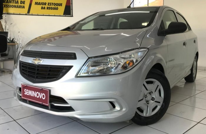 CHEVROLET - ONIX - 1.0 MPI JOY 8V FLEX 4P MANUAL
