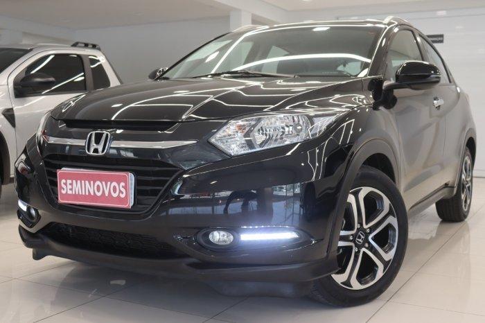 HONDA - HR-V - 1.8 16V FLEX EX 4P AUTOMÁTICO