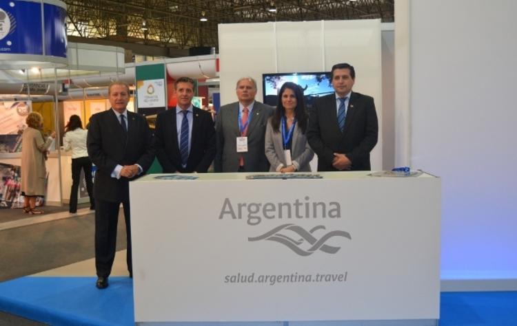 Stand argentina en termatalia