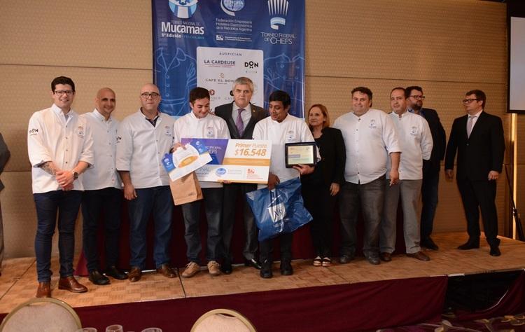 1 premio chefs