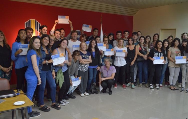 Curso de fehgra en villa carlos paz. marzo de 2016