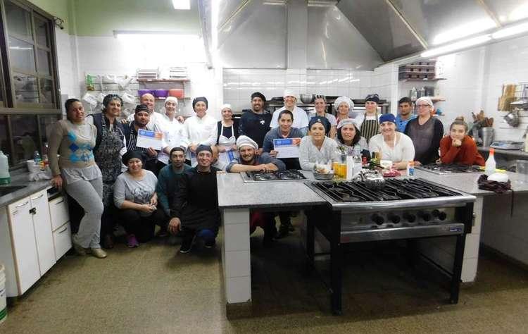 Gualeguychu curso de cocina