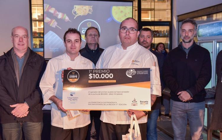 Torneo chefs rosario ganador