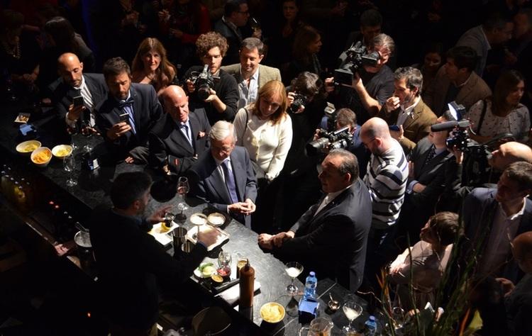 Fehgra trago argentino en madrid