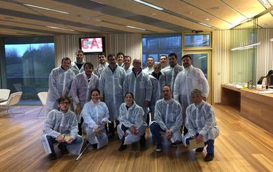Fehgra en basque culinary center miercoles 7 practica