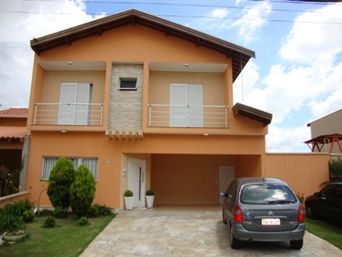 Casa Em Condominio  Campos Do Conde  Paulinia