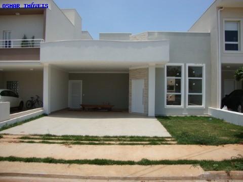 Casa Em Condominio  Reserva Real  Paul�nia