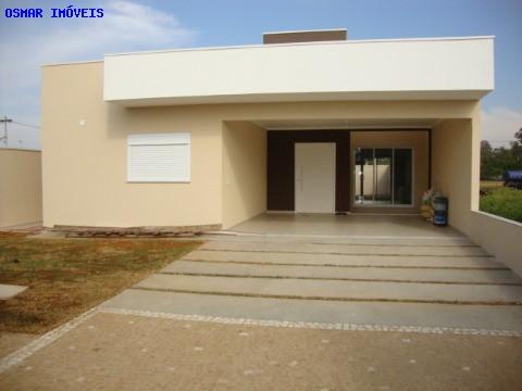 Casa Em Condominio  Campos Do Conde Ii  Paul�nia