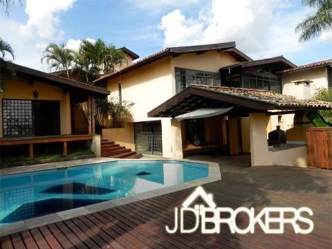 Casa de 4 dormitórios em Jardim Morumbi, Jundiai - SP