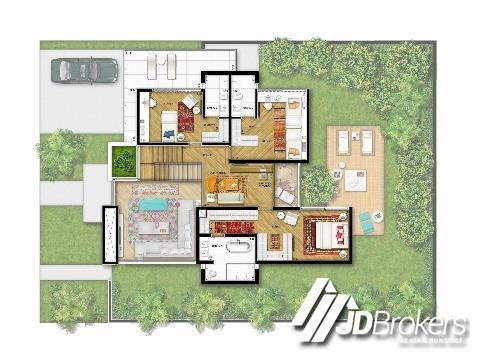 Casa de 3 dormitórios em Jardim Liberdade, Jundiai - SP