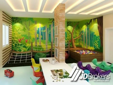 Apartamento de 3 dormitórios em Jardim Trevo, Jundiai - SP