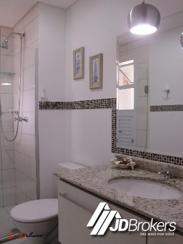 Apartamento de 2 dormitórios em Eloy Chaves, Jundiaí - SP