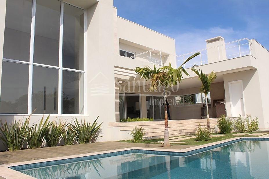 Casa de 4 dormitórios em Alphaville, Campinas - SP