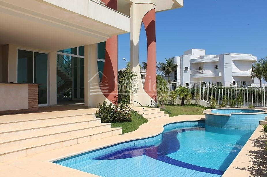 Casa de 4 dormitórios em Alphaville Dom Pedro, Campinas - SP
