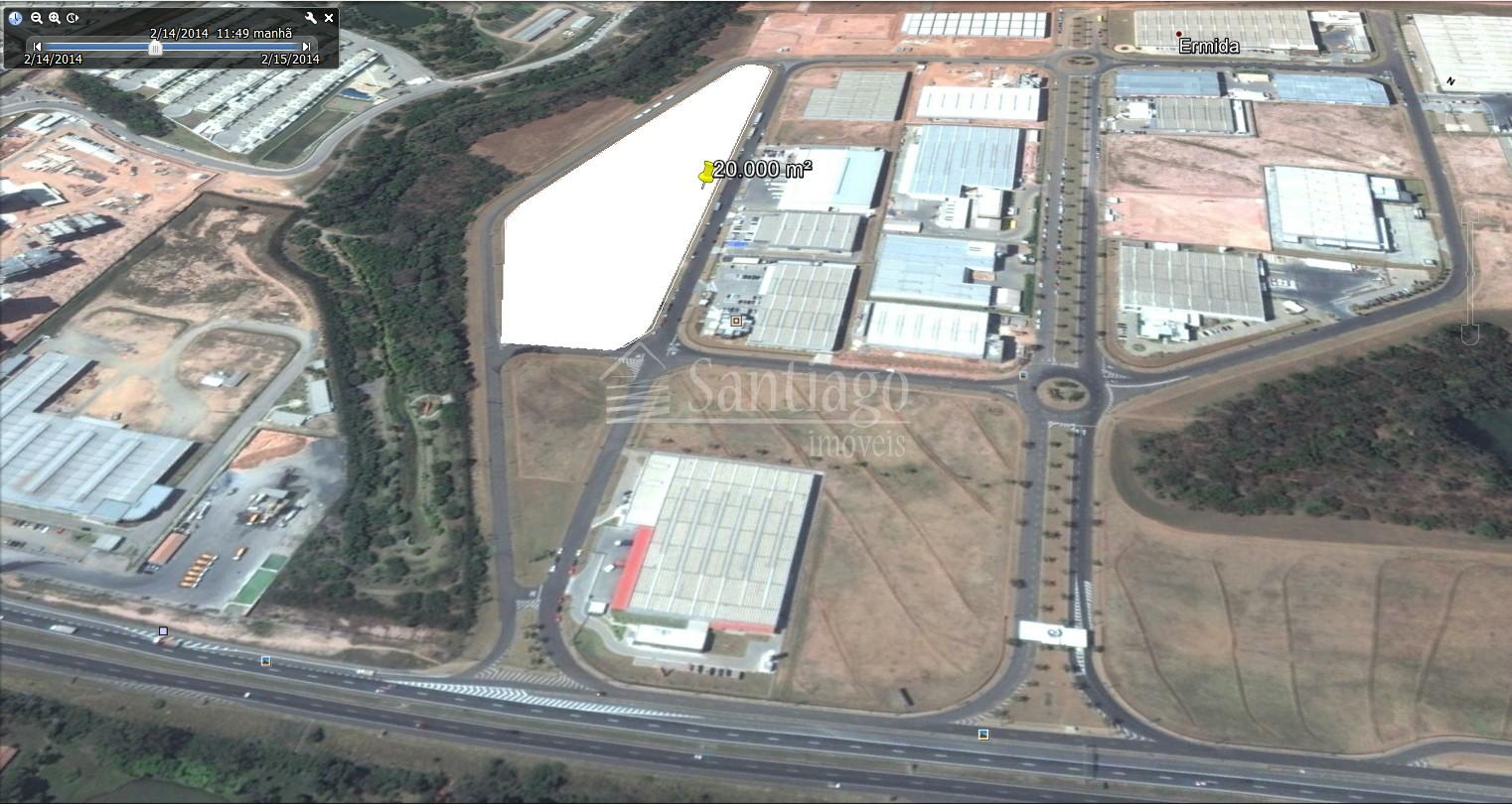 Área em Medeiros, Jundiaí - SP
