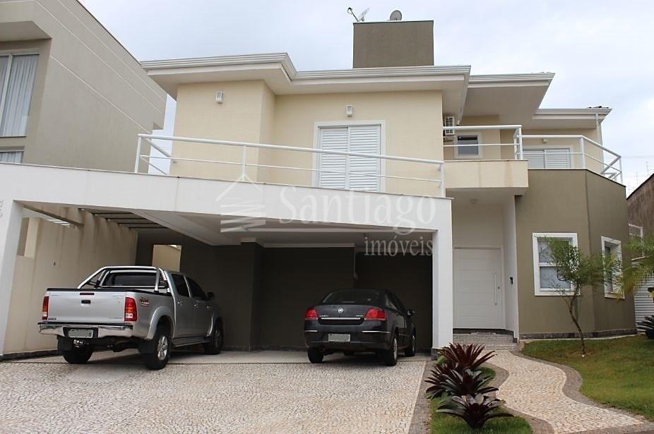 Casa de 4 dormitórios à venda em Alphaville, Campinas - SP