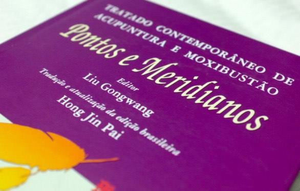 Livro Acupuntura Pontos e Meridianos