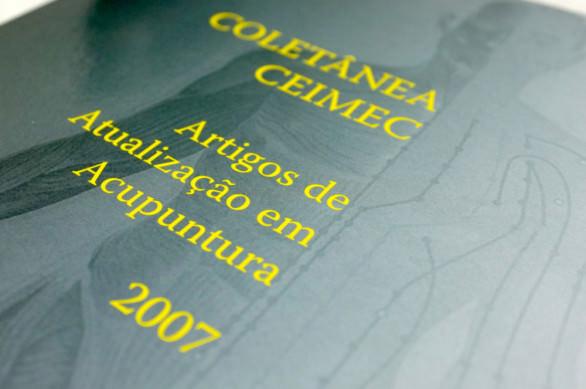Livro Ceimec Atualizacao Acupuntura