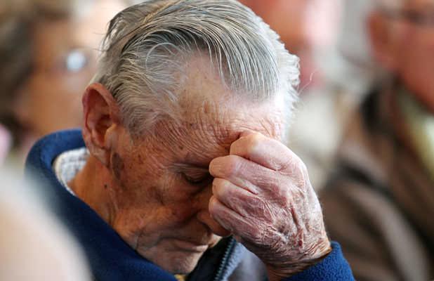 dor cronica idosos geriatria