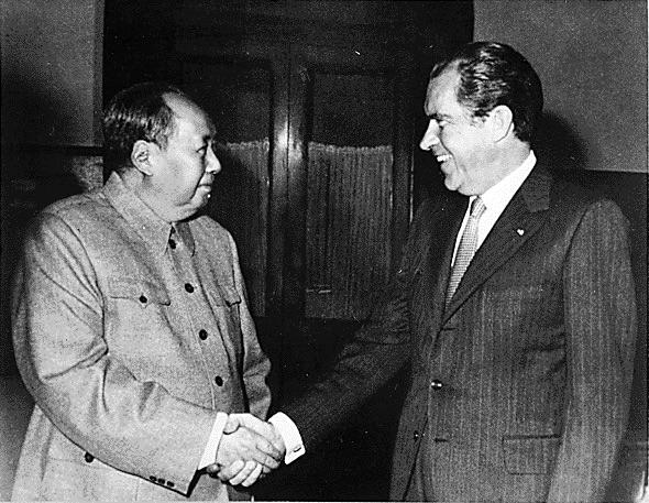 Acupuntura EUA Nixon 1972