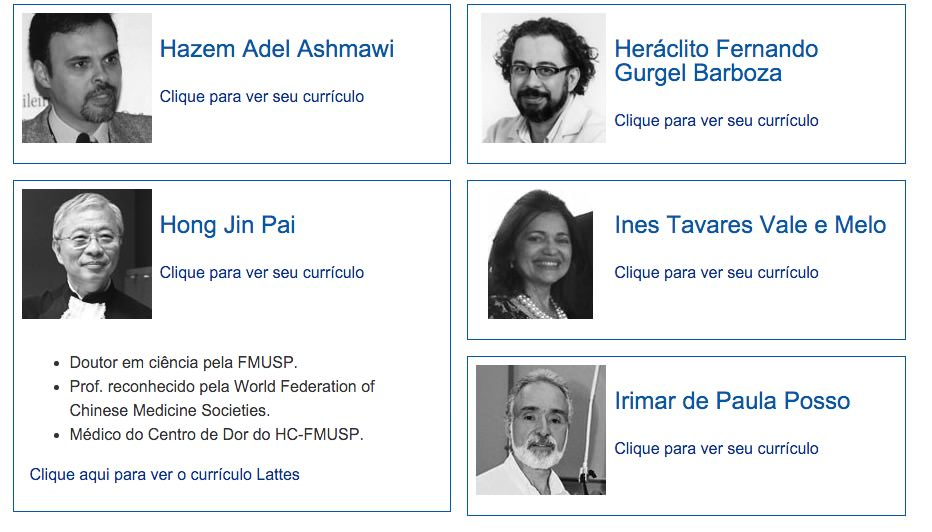 Dr Hong Jin Pai palestrante do Congresso Brasileiro de Dor em Curitiba