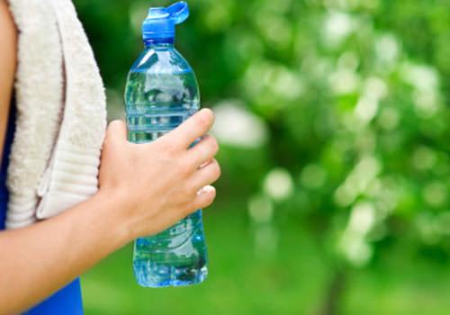 mantenha se hidratado