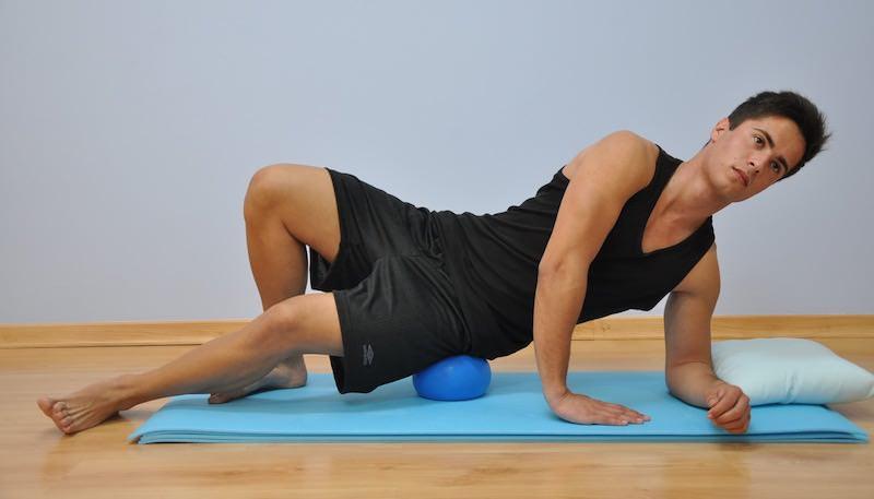 exercicio fisioterapia para alivio da bursite trocanterica