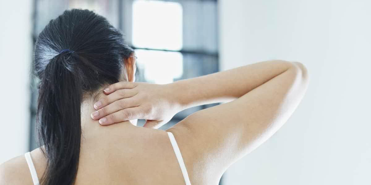 Dor no pescoço: Quando você deve se preocupar?