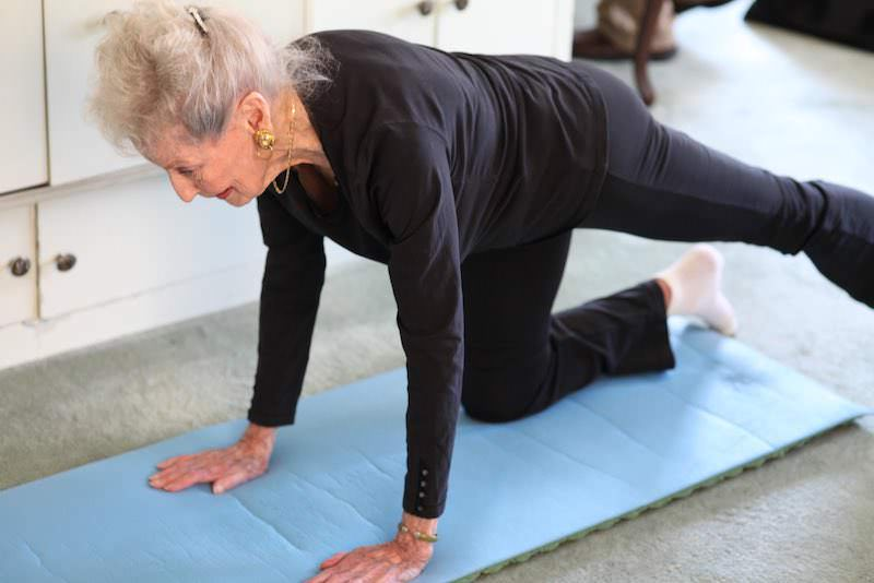 terapia pilates terceira idade
