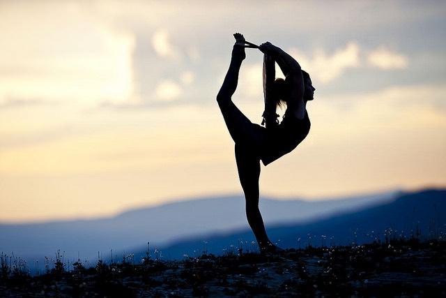 yoga para dores