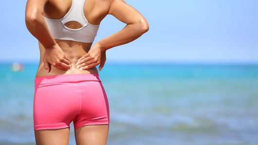 dor nas costas a condicao mais comum