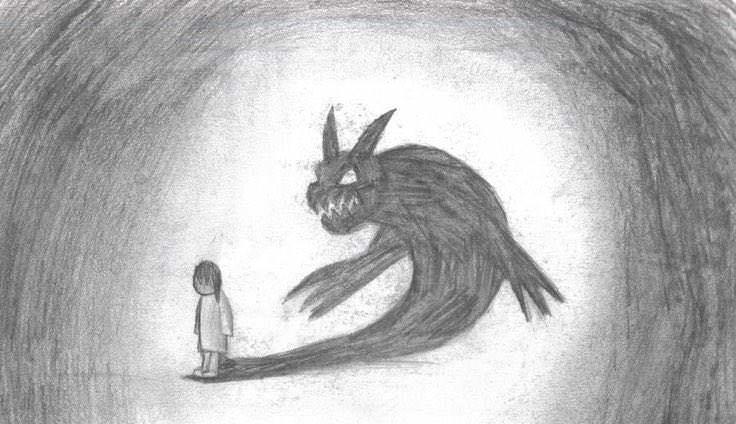 ilustracao depressao