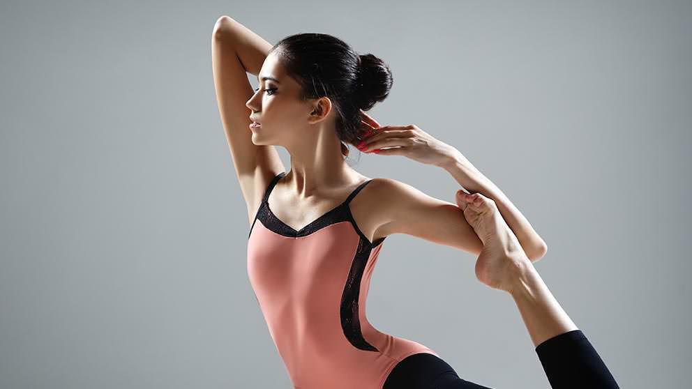 hipermobilidade bailarina