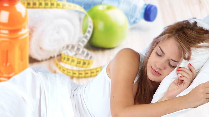 falta de sono e ganho de peso