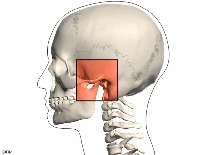 articulacao temporo mandibular dtm