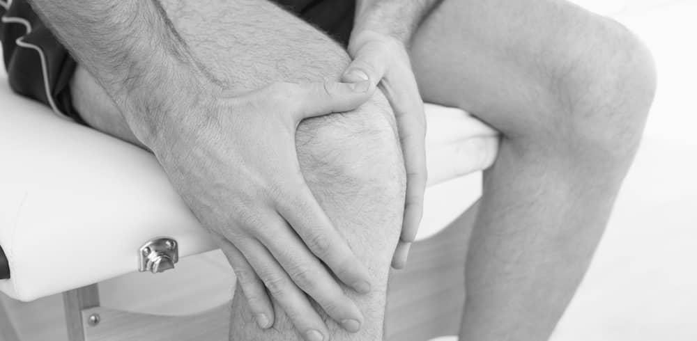 dor joelho tendinite