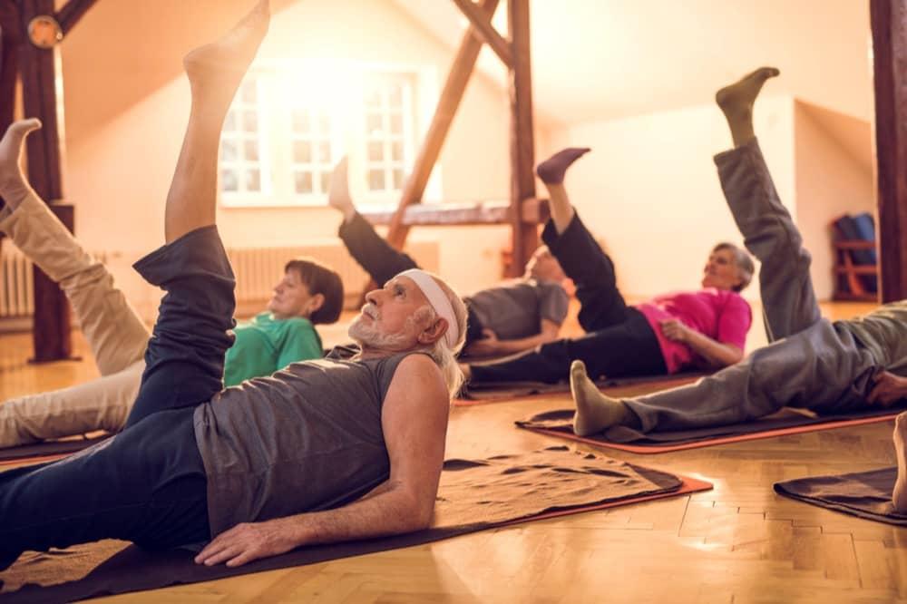 fortalecimento muscular idosos