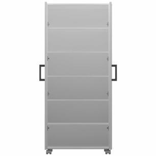 Armario Multiuso 2 Portas - Branco - Primolar