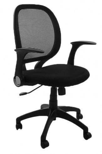 Cadeira Escritório Diretor Mesh Round Giratória com Rodinhas, Reclinável, Função Relax, Revestida em Tela Mesh com Regulagem de Altura a Gás - 9263