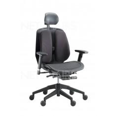 Cadeira Ergonômica Duorest Alpha Mesh