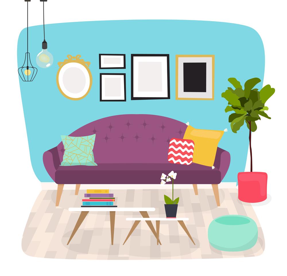 decoracao de sala