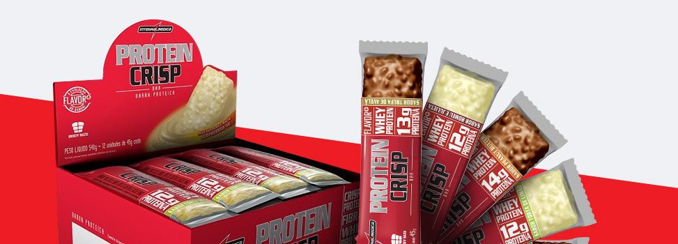 Barras proteicas, saiba por que elas podem ser uma excelente escolha para sua dieta.