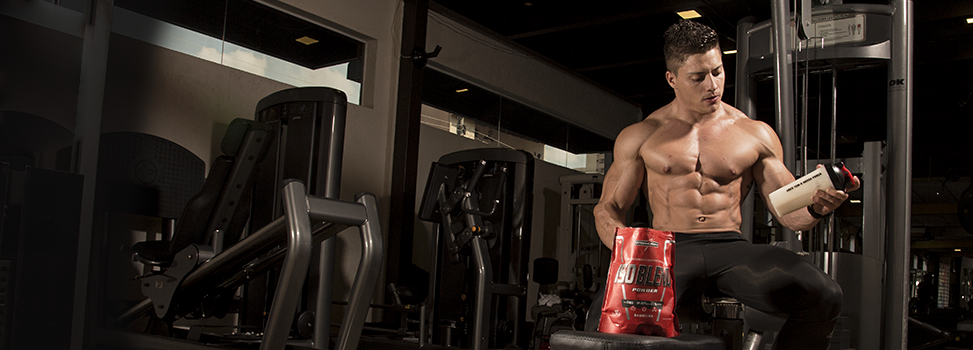 Importância da dieta e suplementação para a massa muscular